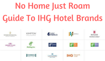 What Are The IHG Hotel Brands?