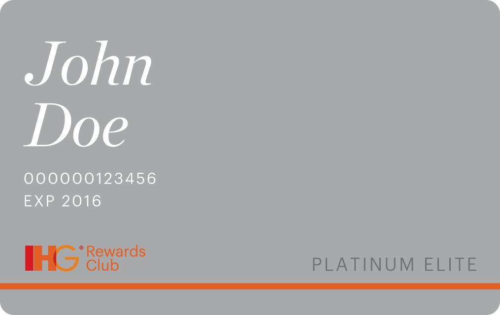 IHG Rewards Platinum Elite Status: The Benefits And How To
