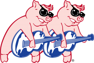 Red Hot & Blue Pigs