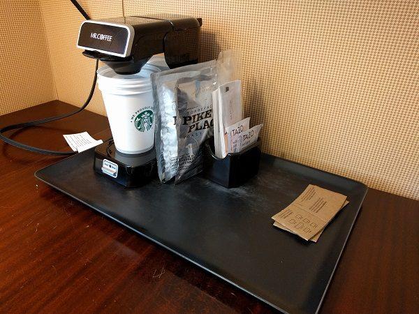 Sheraton Herndon Dulles Airport Coffee