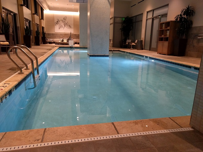No home just roam for Hilton kilmainham swimming pool