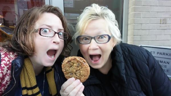 Hufflepuffs Love Cookies
