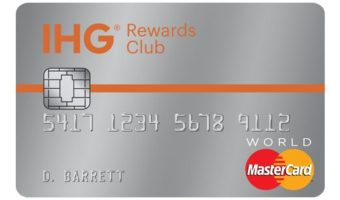 IHG Rewards Club Credit Card: Is It Worth Getting?