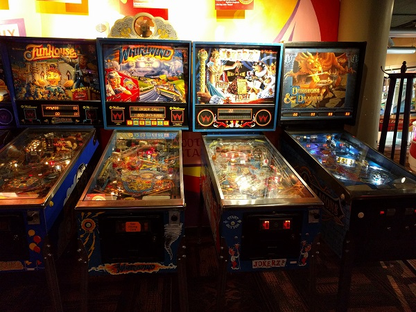 Review: Roanoke Pinball Museum - No Home Just Roam