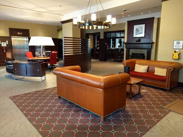 Sheraton Herndon Dulles Airport Hotel Lobby