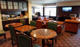 Review: Sheraton Herndon Dulles Airport Hotel – Club King Room