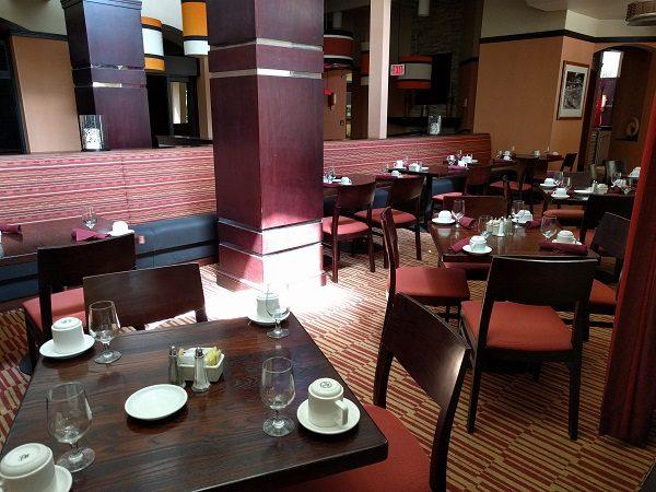 Sheraton Roanoke Pi restaurant