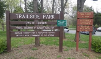 Tailside At The Trailside: Washington & Old Dominion Trail, Herndon VA