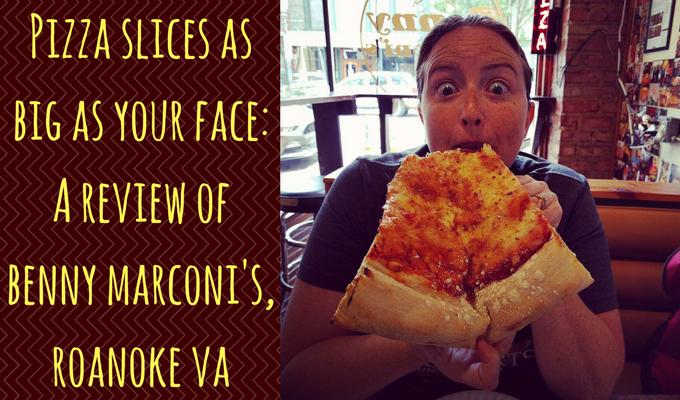 Benny Marconi's Pizza Roanoke VA