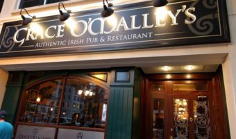 Review: Grace O'Malley's Irish Pub & Restaurant, Norfolk