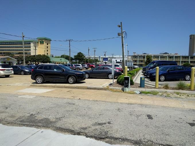 Hyatt House Virginia Beach Parking