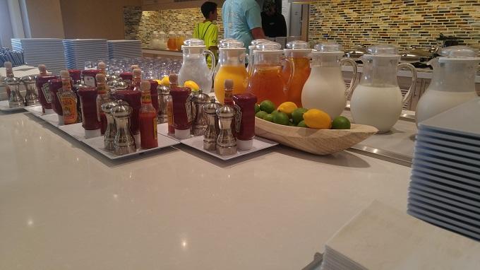 Hyatt House Virginia Beach breakfast