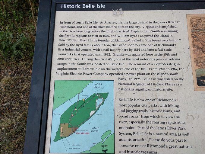 14 - Belle Isle information