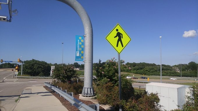 20 - If you're not ready to walk back, head round the corner to the right