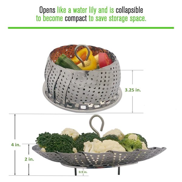 Instant Pot Accessories Vegetable Steamer