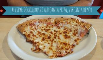 Review: Dough Boys California Pizza, Virginia Beach