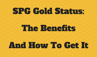 SPG Gold Status: The Benefits And How To Get It