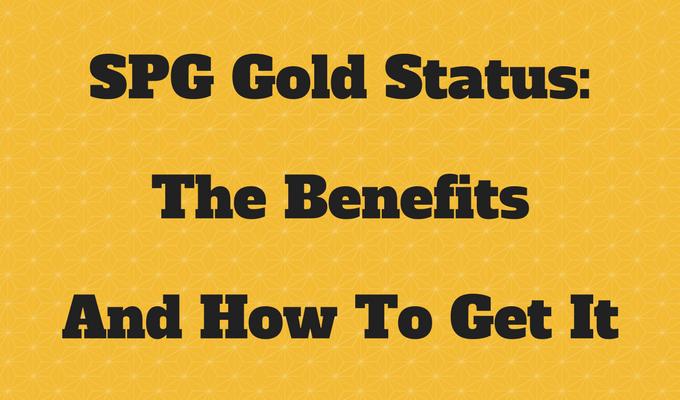 SPG Gold Status