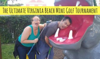 The Ultimate Virginia Beach Mini Golf Tournament