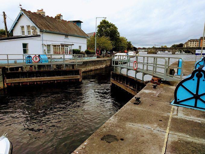 Athlone Lock