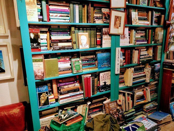 John's Bookshop in Athlone