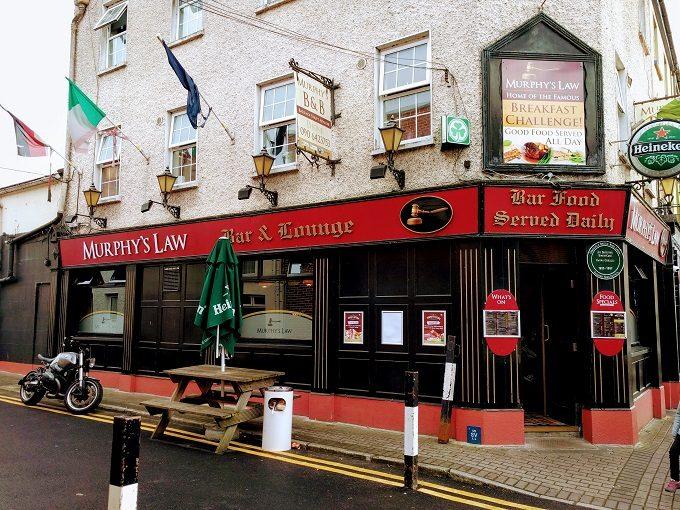 Murphy's Law, Athlone