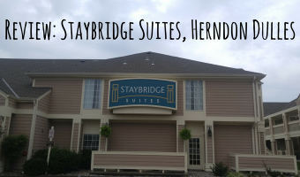 Review: Staybridge Suites Herndon Dulles
