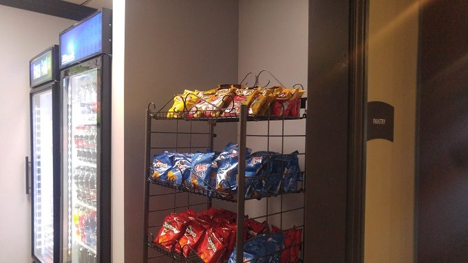 Staybridge Suites Herndon Dulles pantry