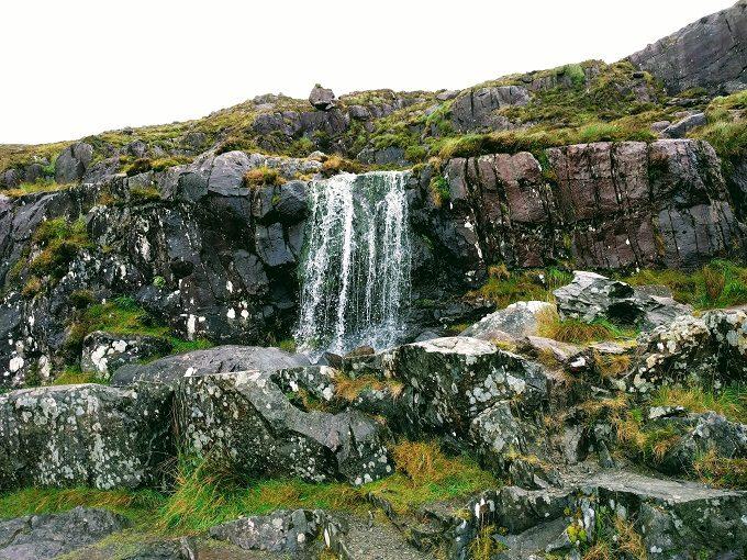 Dingle Peninsula waterfall