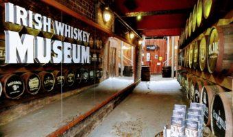 Shot Through The Heart At The Irish Whiskey Museum
