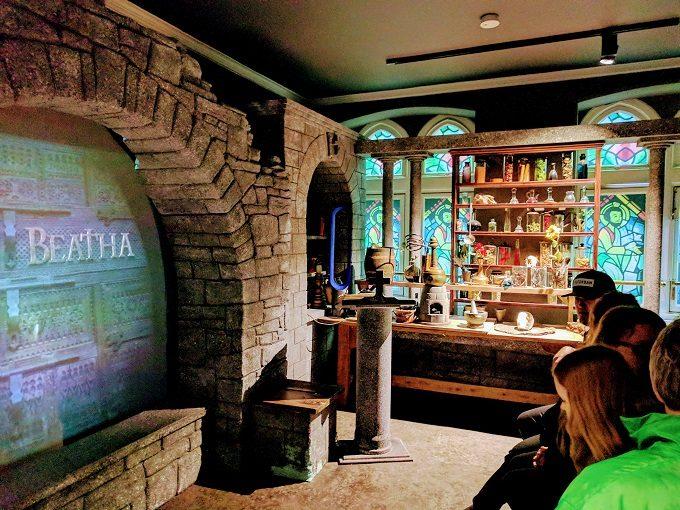 Irish Whiskey Museum, Dublin - apothecary