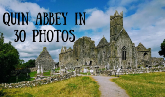 Quin Abbey In 30 Photos