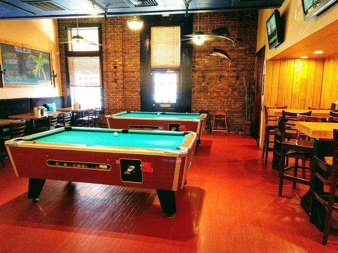 Longboards, Portsmouth VA - pool tables