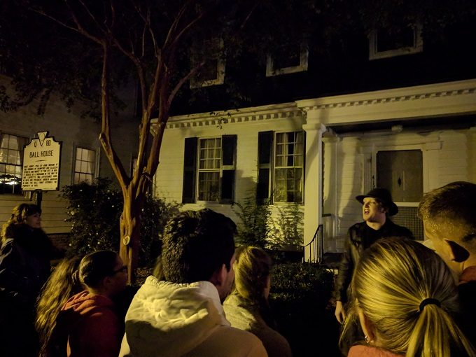 Olde Towne Ghost Walk, Portsmouth VA