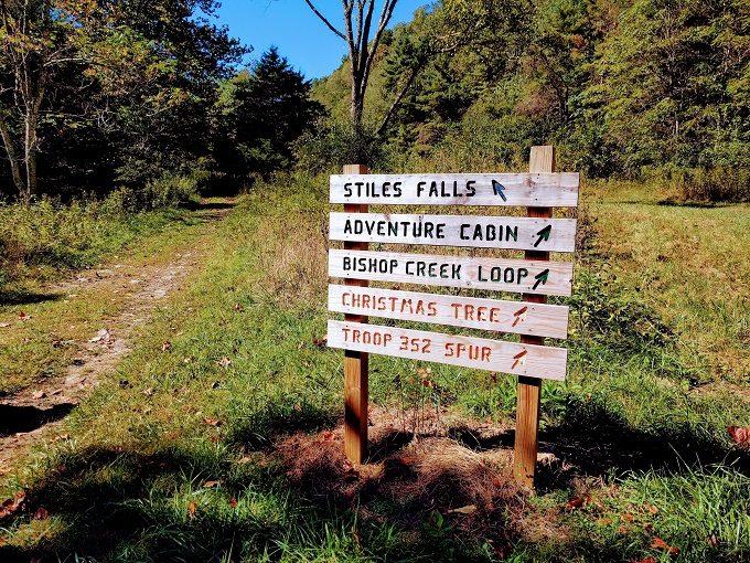 Stiles Falls, VA 13