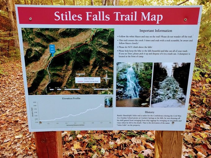 Stiles Falls, VA 15