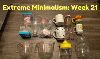 Extreme Minimalism: Week 21 – My Preciouses Edition