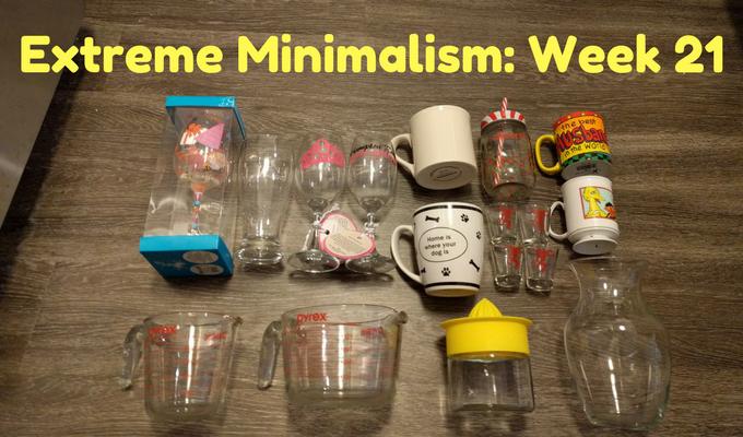 Extreme Minimalism Week 21