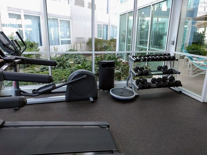 Holiday Inn Chicago-Elk Grove gym