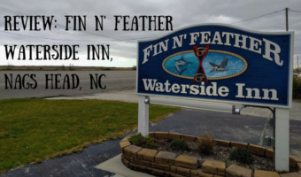 Review: Fin N' Feather Waterside Inn, Nags Head, NC