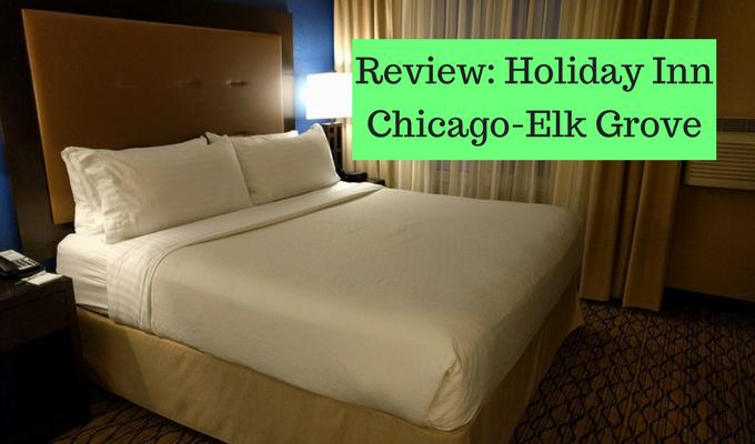 Review Holiday Inn Chicago-Elk Grove