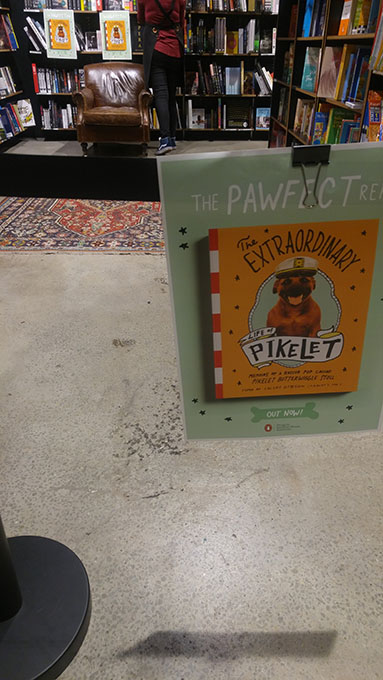 First in line for Pikelet!