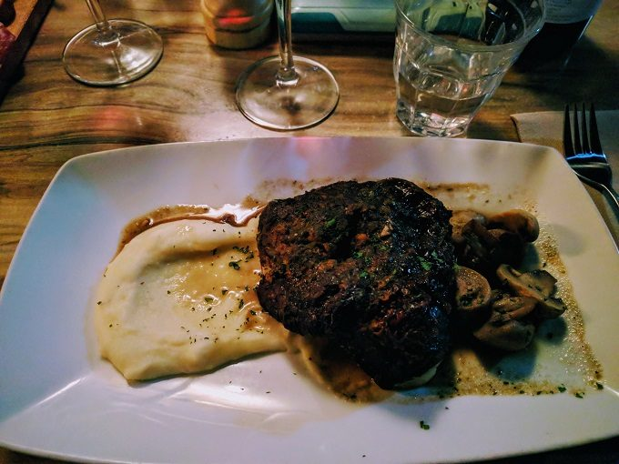 Portobello Caffe - slow roasted beef cheek