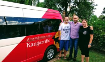 Kangas And Vineyards And Beers, Oh My – Our Hunter Valley Wine Tour