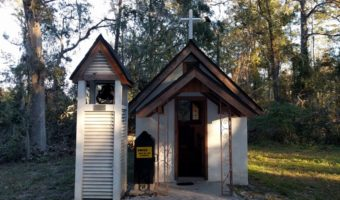 Visiting The Smallest Church In America