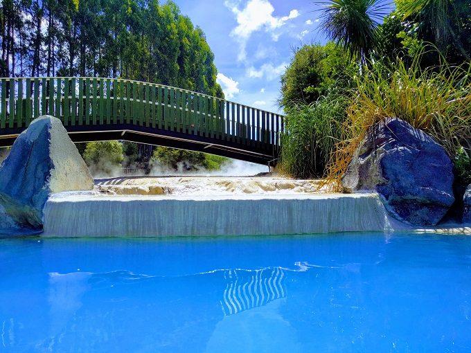 Wairakei Thermal Hot Spa