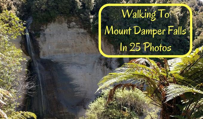 Walking To Mount Damper Falls In 25 Photos
