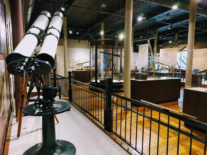 Astronomy exhibit