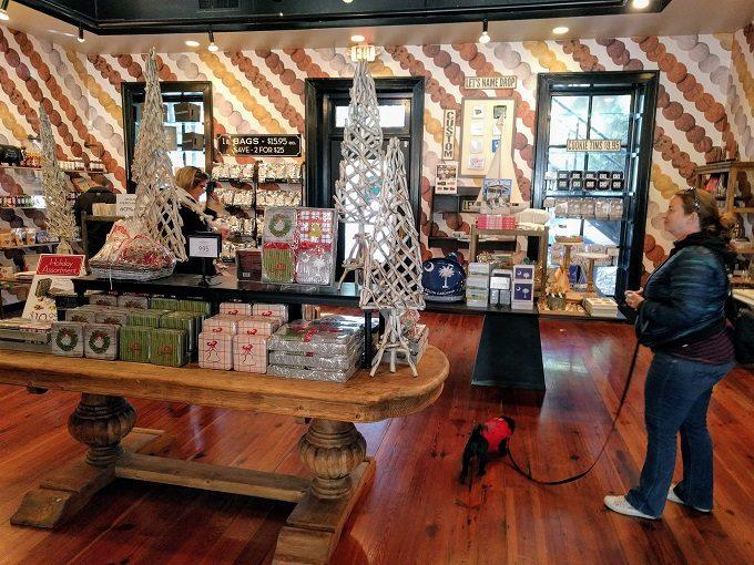 Byrd's Cookies store in Charleston SC