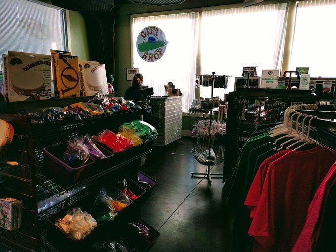 Exit through the Kazoobie Kazoo Gift Shop